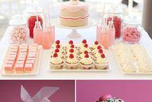 Party ideas / by Amanda Bryant
