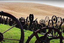 Wheels Gone By / by Duane Wirak