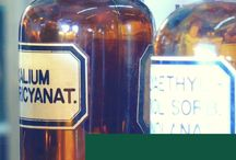 Herbal Apothecary / Using the natural healing power of herbs and spices.