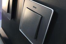 Nouvelle gamme d'interrupteur design SIMON 82 Detail