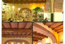 #Tavelle Sottotetto Faccia a Vista in #Cotto - Facing #ceiling tile