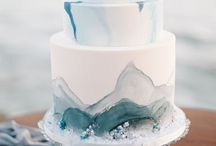 LET THEM EAT CAKE / Marie-Antionette could not of been more generous. A beautiful cake is the star of your wedding so you have got to make it count, go all out and gather inspiration from this board of amazing cakes and decorations.