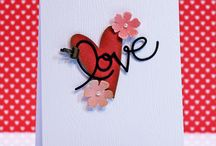Cards - Valentines & Love