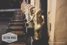 3th.TATTOO WARS BRATISLAVA 2015 / tattoo show in hearth of Europe.