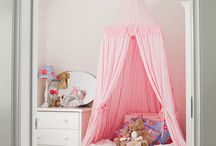 Girls bedroom ideas / For my daughters room