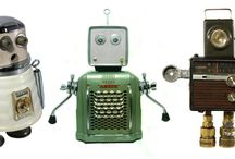 Robots will OWN US / by Ankur Vakil