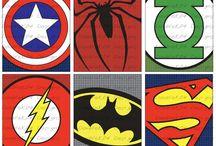 Superhero / by Tammy Meghani