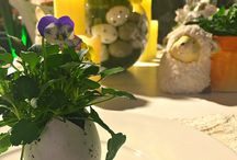 Easter Decoration / Casa Keia Showroom