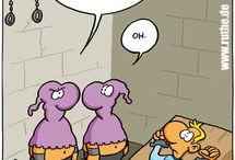 Cartoons von ruthe.de