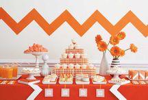 Orange Party Ideas