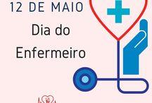 Semana da Enfermagem / Imagens de comemoração da Semana de Enfermagem