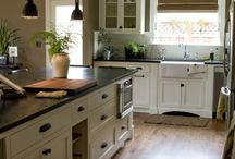 country modern kitchen