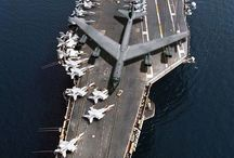 Aircraft Carrier USA