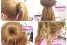 Peinadosss!! <3