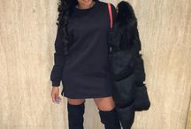 angela simmons style