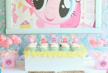 My little pony party! / by Michelle Lindecker