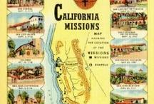 California Missions  / by Carolinka
