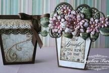 Cards_Flower Pots / by Deborah Montgomery