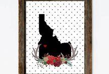 Idaho Gifts