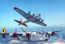 WWII Air planes