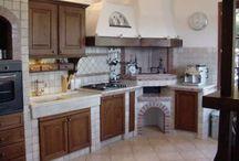 Cucine in muratura / Idee per realizzare cucine in muratura