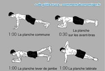 Forme exercices