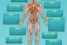 Dental Health Infographics / Interesting information and great images for your dental health!