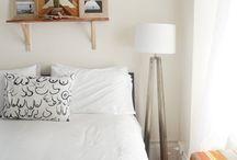 BEDROOM / #chambre #parentale #scandinave #moderne #contemporaine #rétro #bedroom