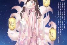 Anime dress