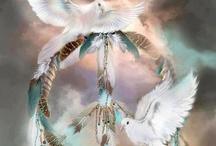 Dream Catchers, Chimes & Medicine Wheels