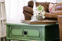 Furniture Ideas / All about furniture to do and redo!