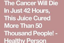 Juice  that Cured  Cancer