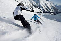 Ski oefeningen