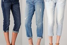 Denim Style Guide / How to style your denim