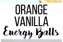 *Energy balls*