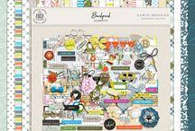Sahin Studio / Kits and my layouts