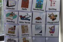 Homeschool - Planning / by Courtnie Porter