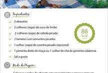receitas de abacate