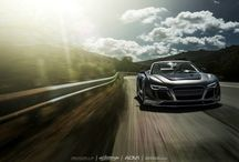 Car Tuning PPI Razor GTR Audi R8 Spyder by Speed Design