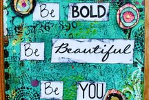 beautiful words / by Holly Kirby