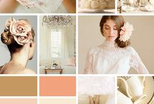 color+peach / by Gina Martin Design