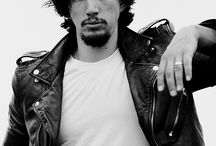 Is Adam Driver related to Minnie Driver