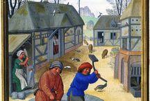 case nel medioevo