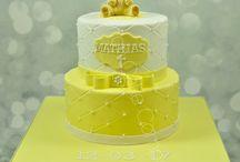 Gâteau de baptême - Christening Cake