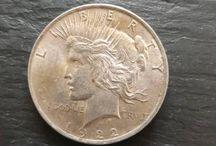 Dollar Münze
