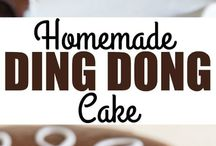 Homemade Cake Recipes