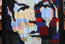 Star Trek Quilt / by Hip to be a Square Quilting