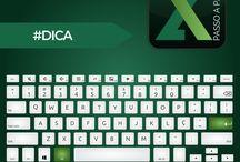 Dicas de Excel / Tudo sobre Excel, com dicas importantes para quem quer conhecer tudo o que essa ferramenta pode oferecer.