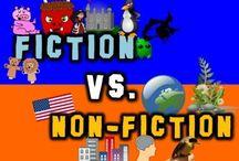 fiction non fiction
