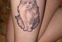 lelijke lijnen tattoo